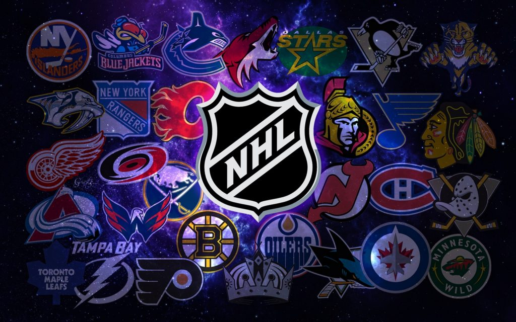 nhl team logos desktop wallpapers