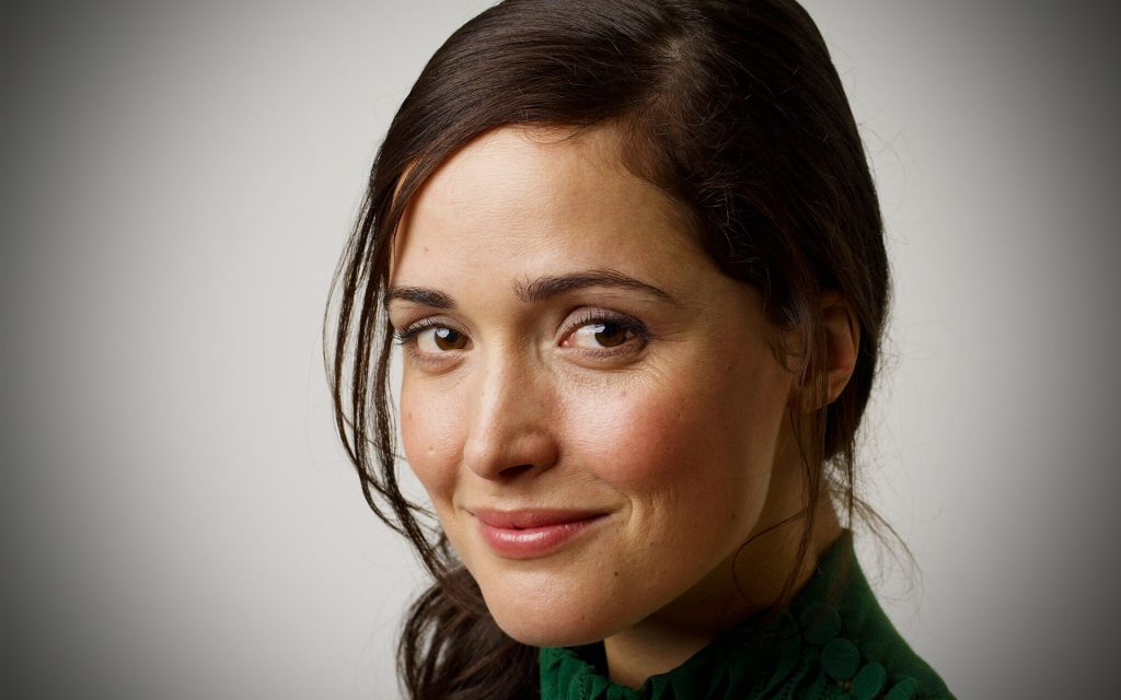 rose byrne face wallpapers