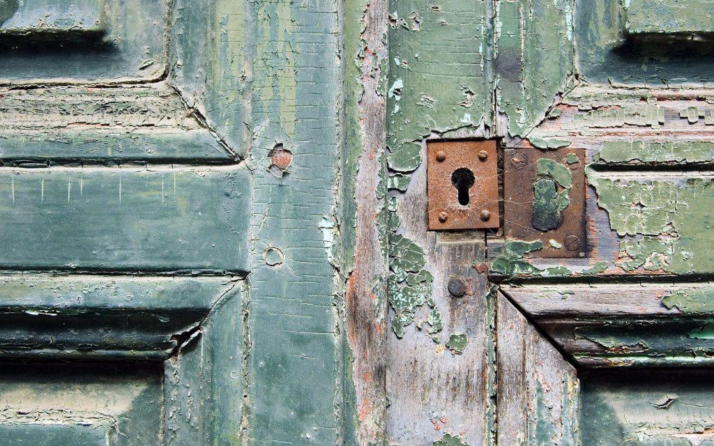 rustic door computer wallpapers