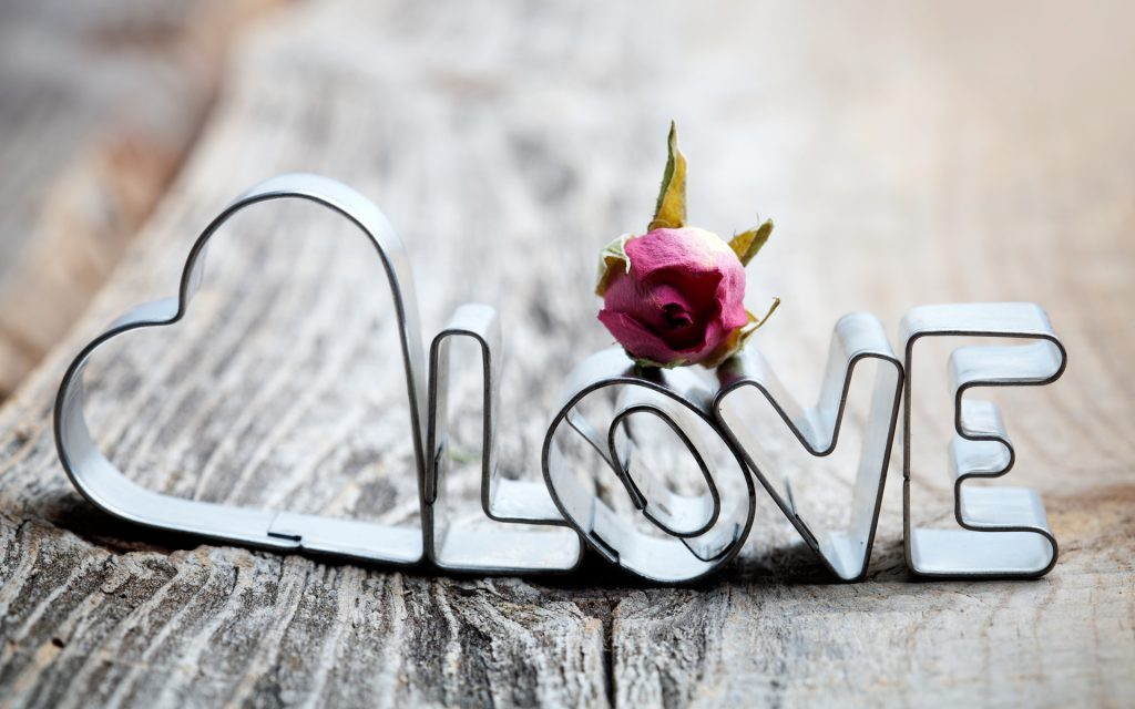 rustic love sign wallpapers