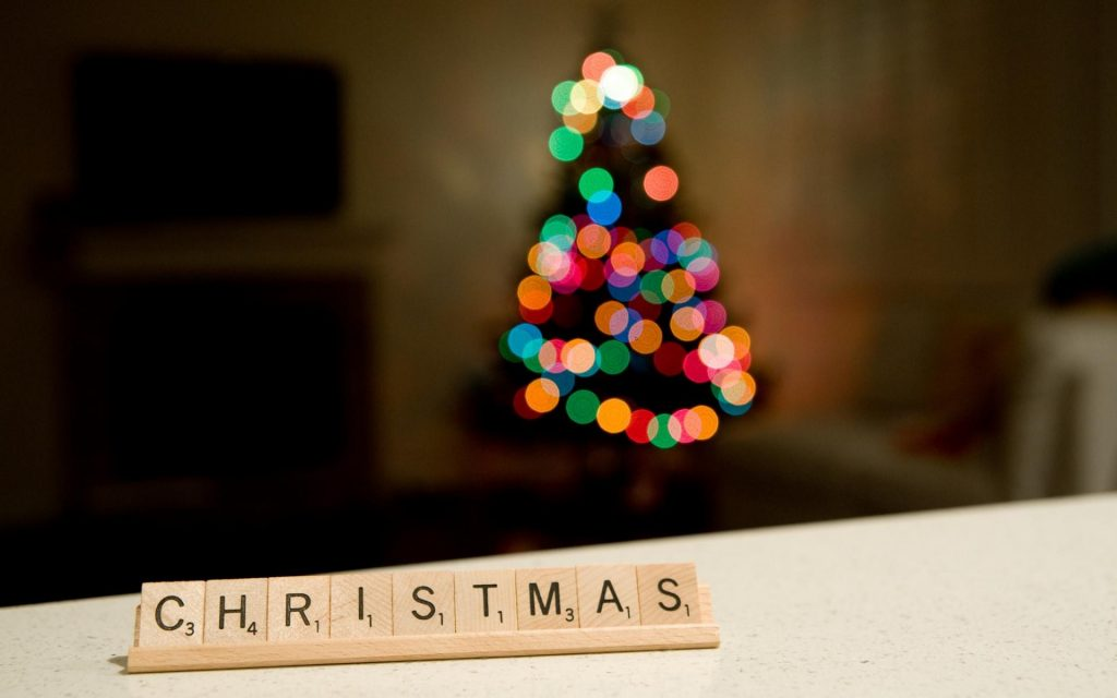 scrabble christmas wallpapers