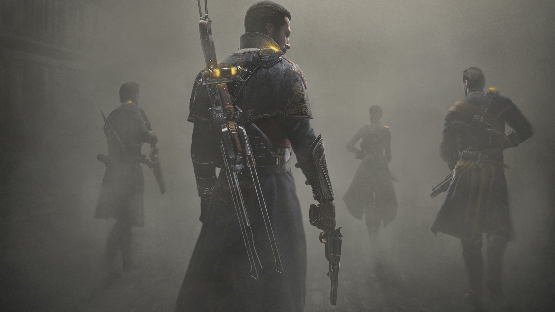 The Order: 1886 Wallpapers Archives - HDWallSource.com