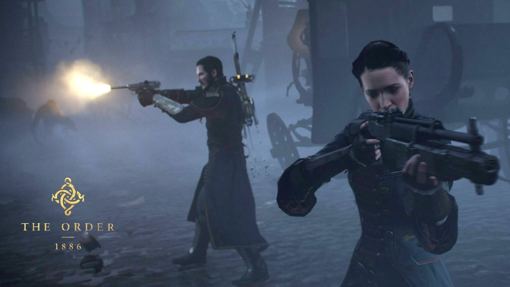 8 HD The Order: 1886 Wallpapers