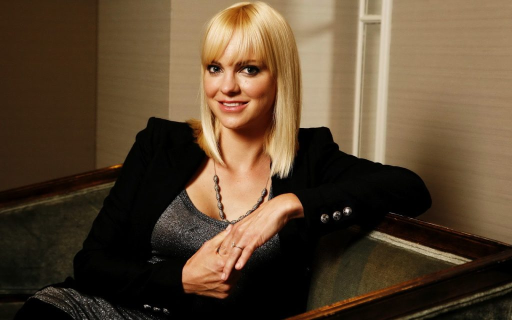 anna faris smile pictures wallpapers