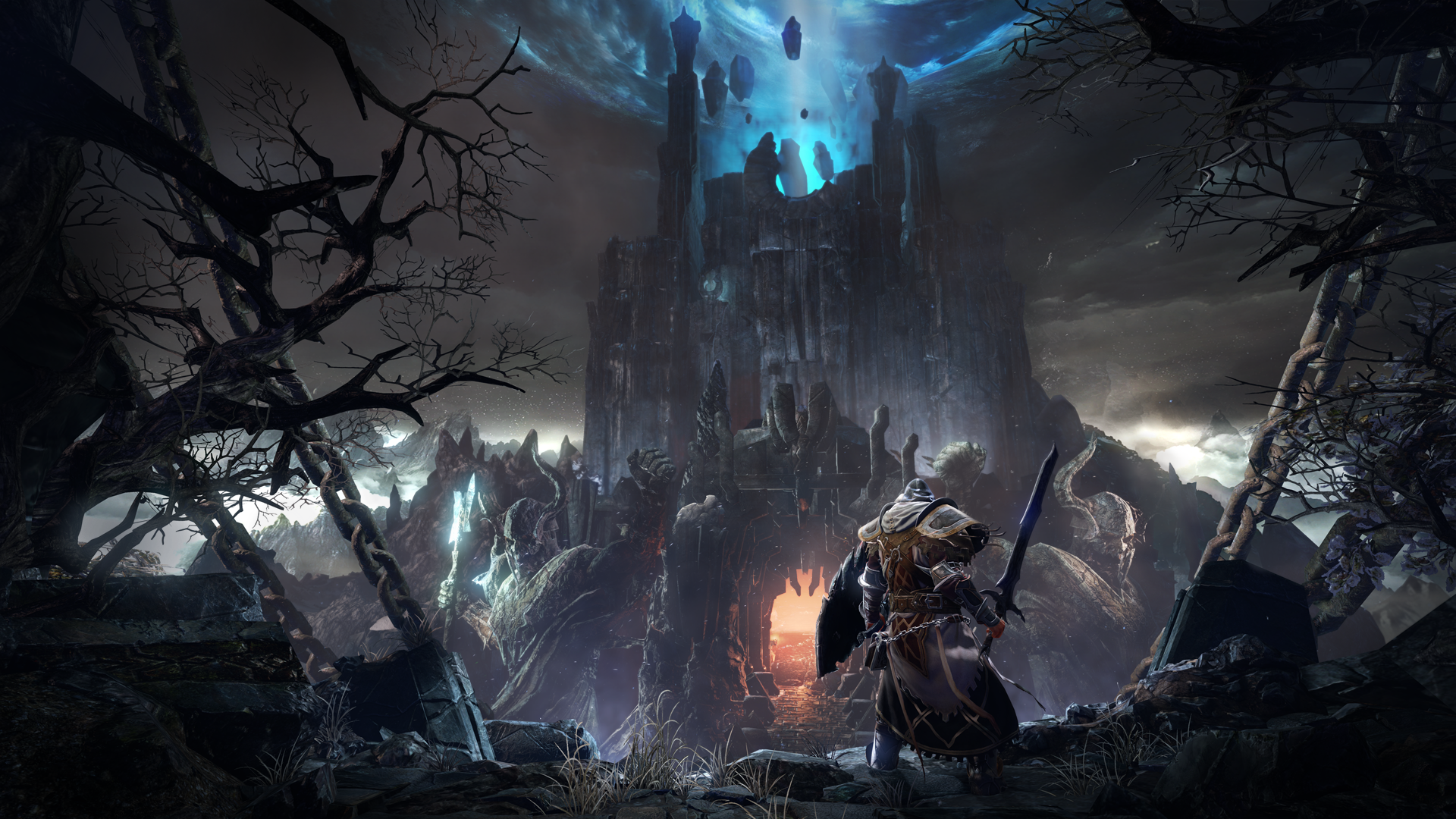 18 HD Lords Of The Fallen Game Wallpapers