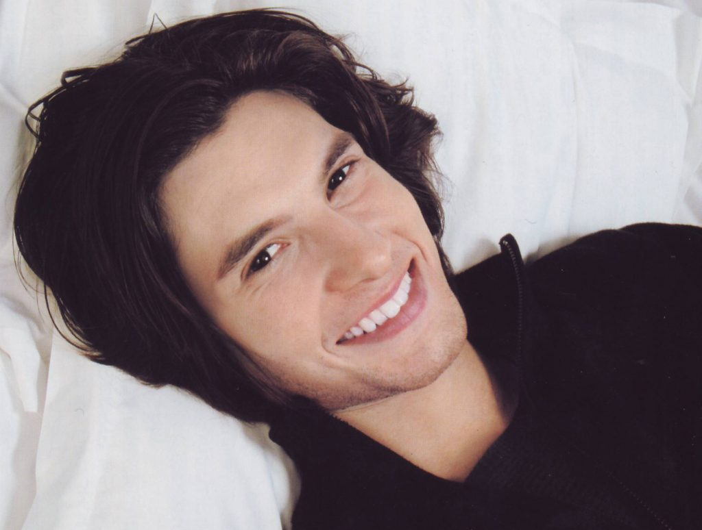 ben barnes smile wallpapers