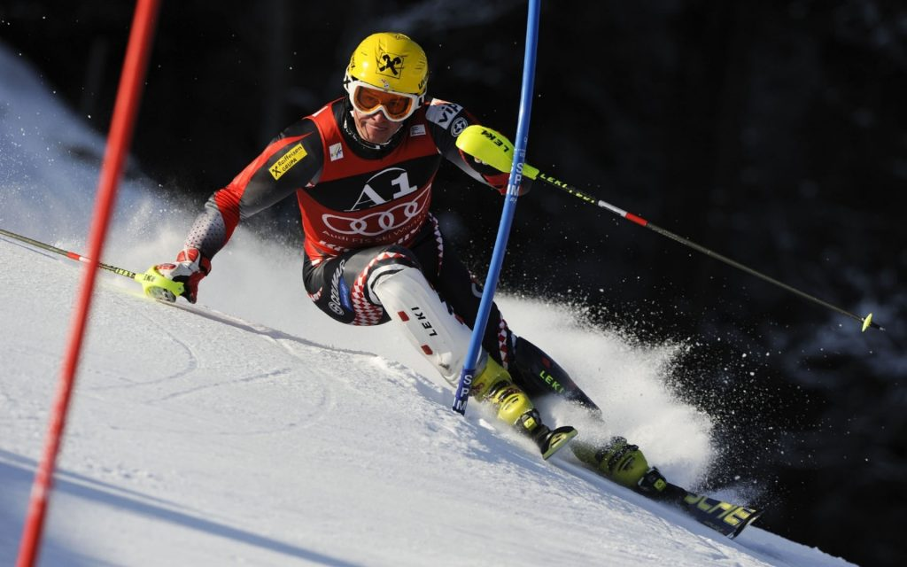 competitive skiing wallpapers