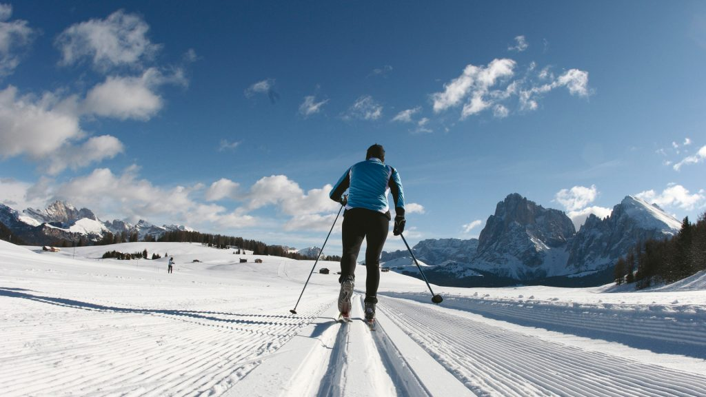 cross country skiing wallpapers