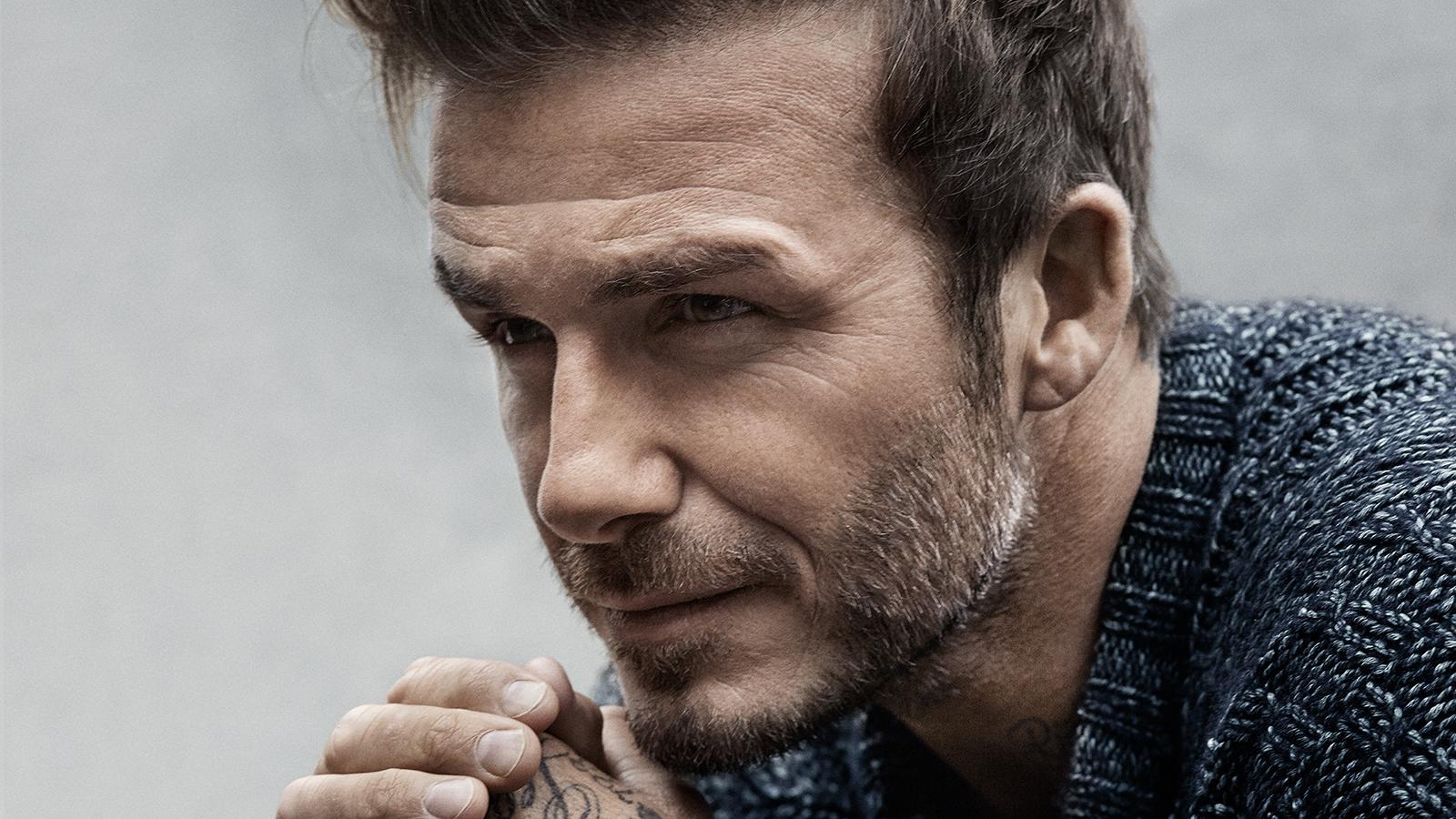 22 HD David Beckham Wallpapers