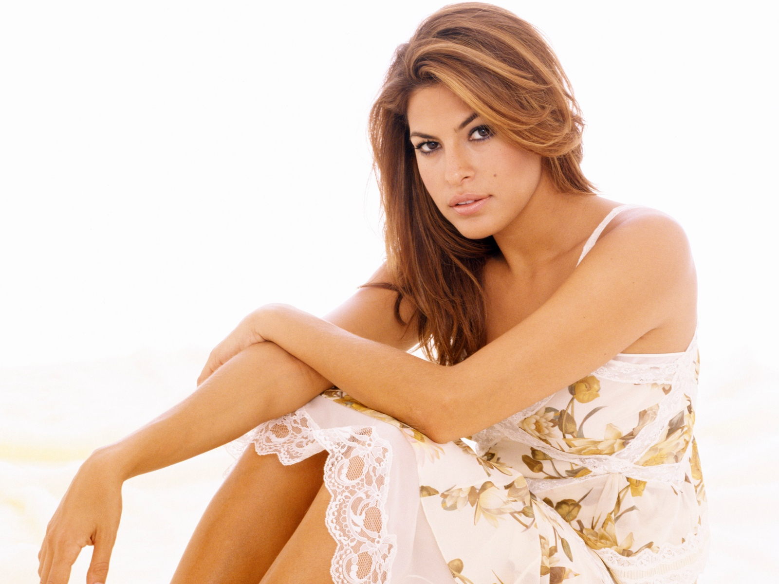 wallpapers with Eva Mendes