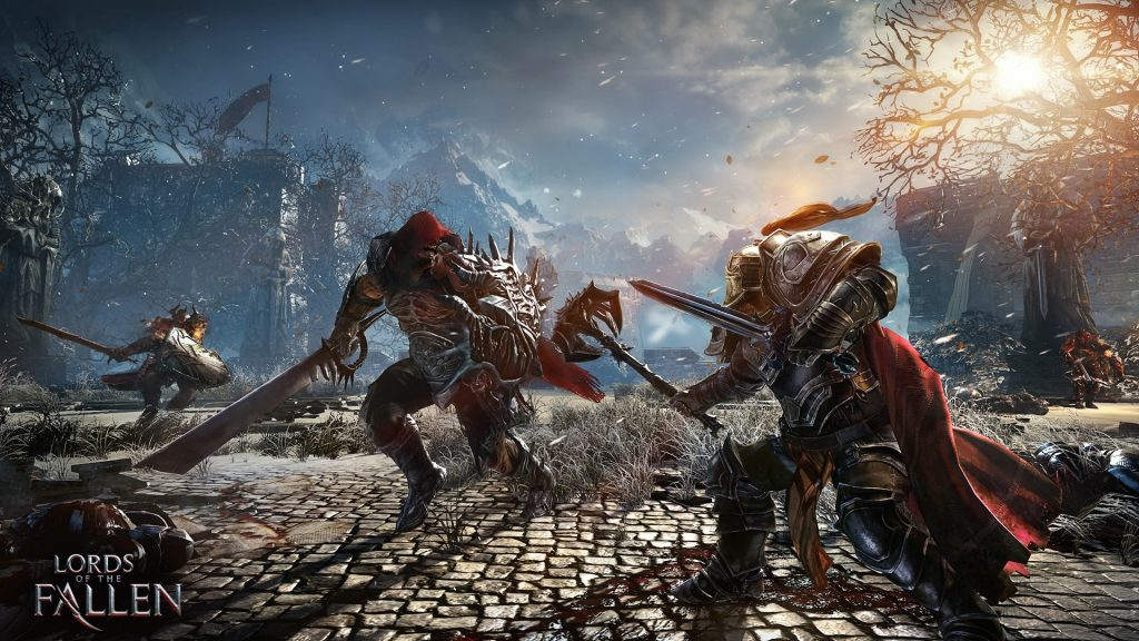 fantastic lords of the fallen wallpapers