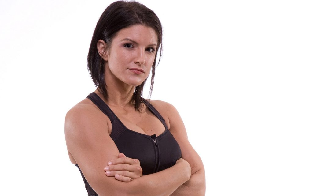 gina carano background wallpapers