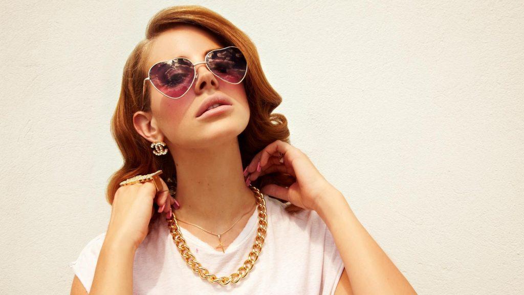 lana del rey glasses wallpapers