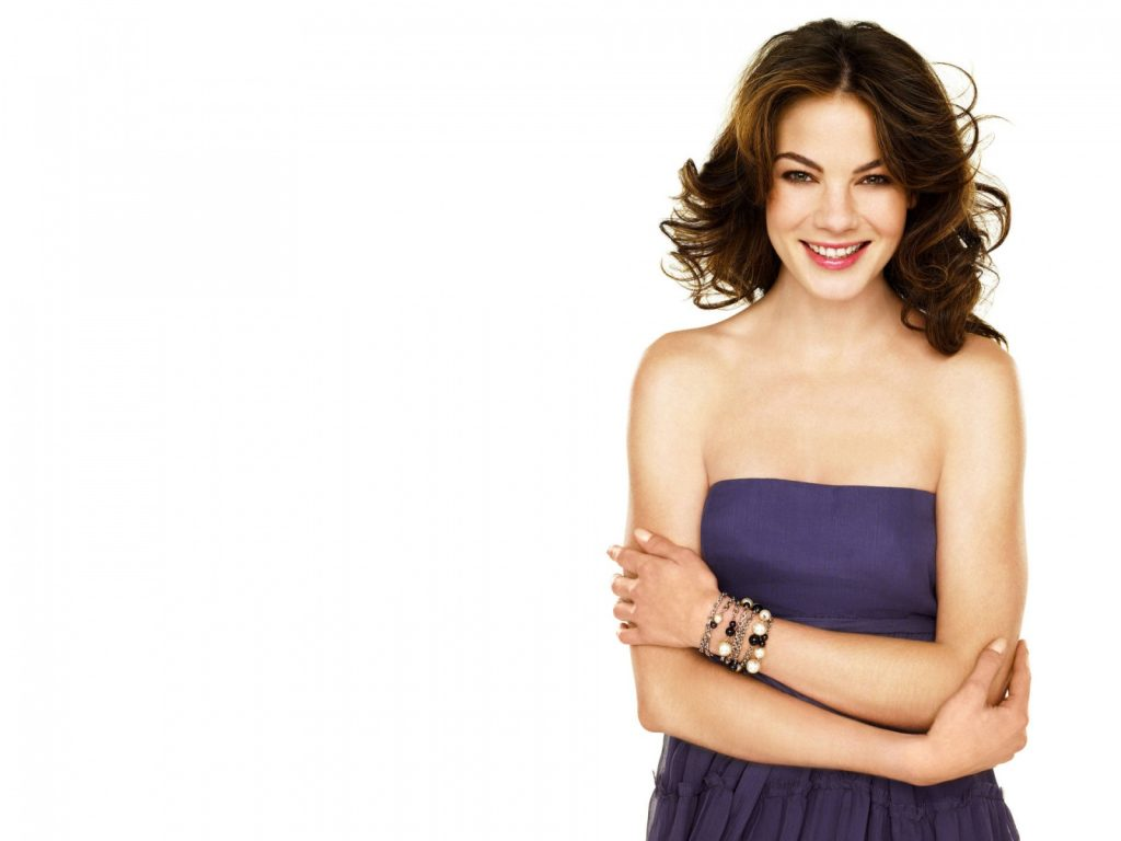 michelle monaghan smile wallpapers