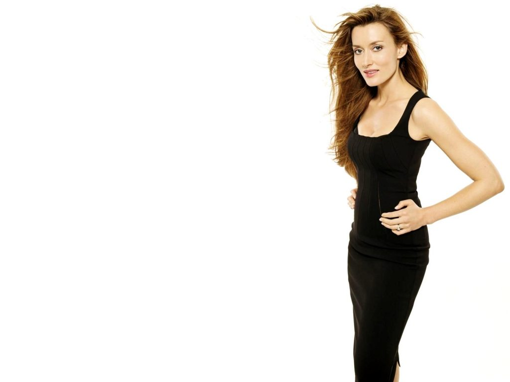 natascha mcelhone black dress wallpapers