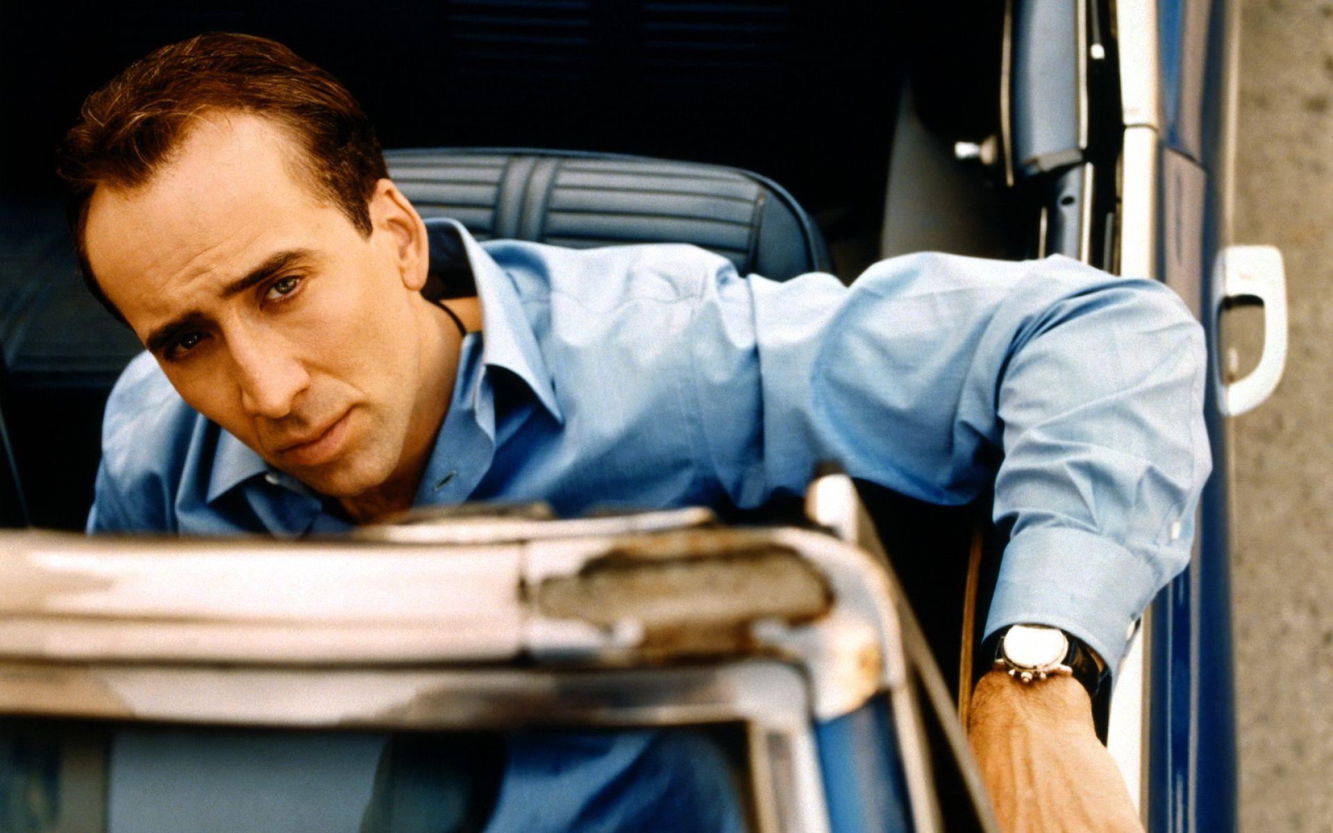 8 HD Nicolas Cage Wallpapers