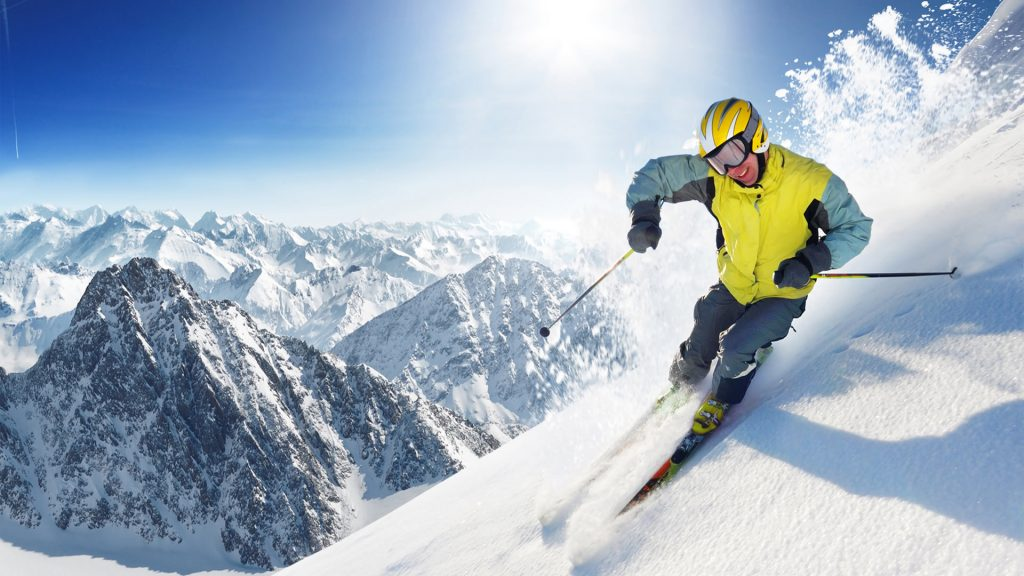 skiing hd wallpapers