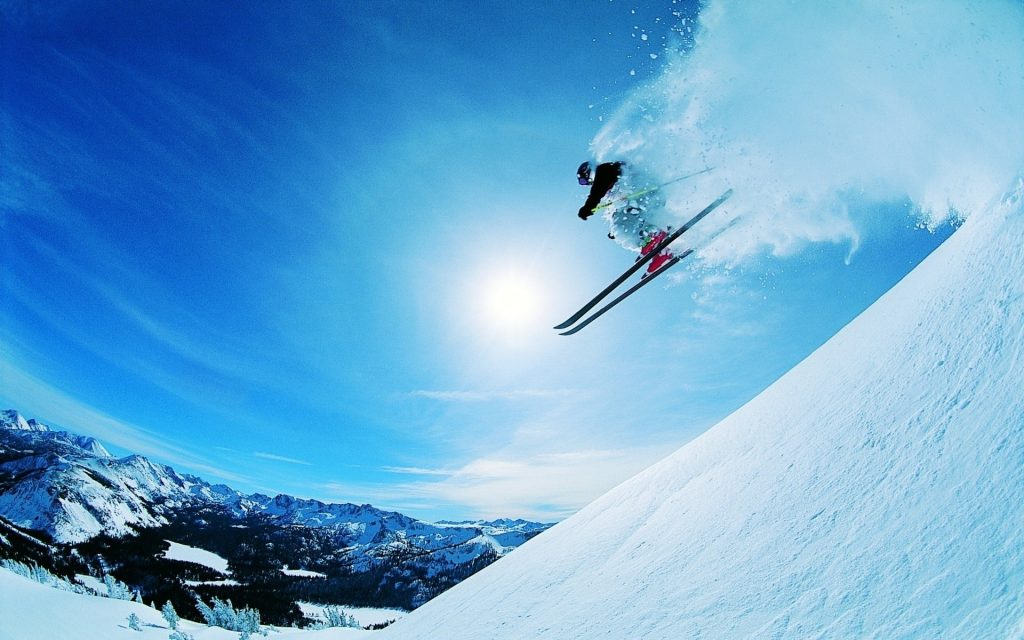 skiing wallpapers