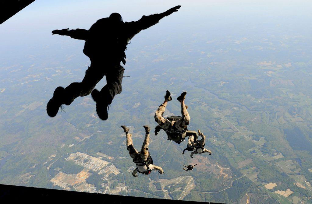 skydiving desktop wallpapers