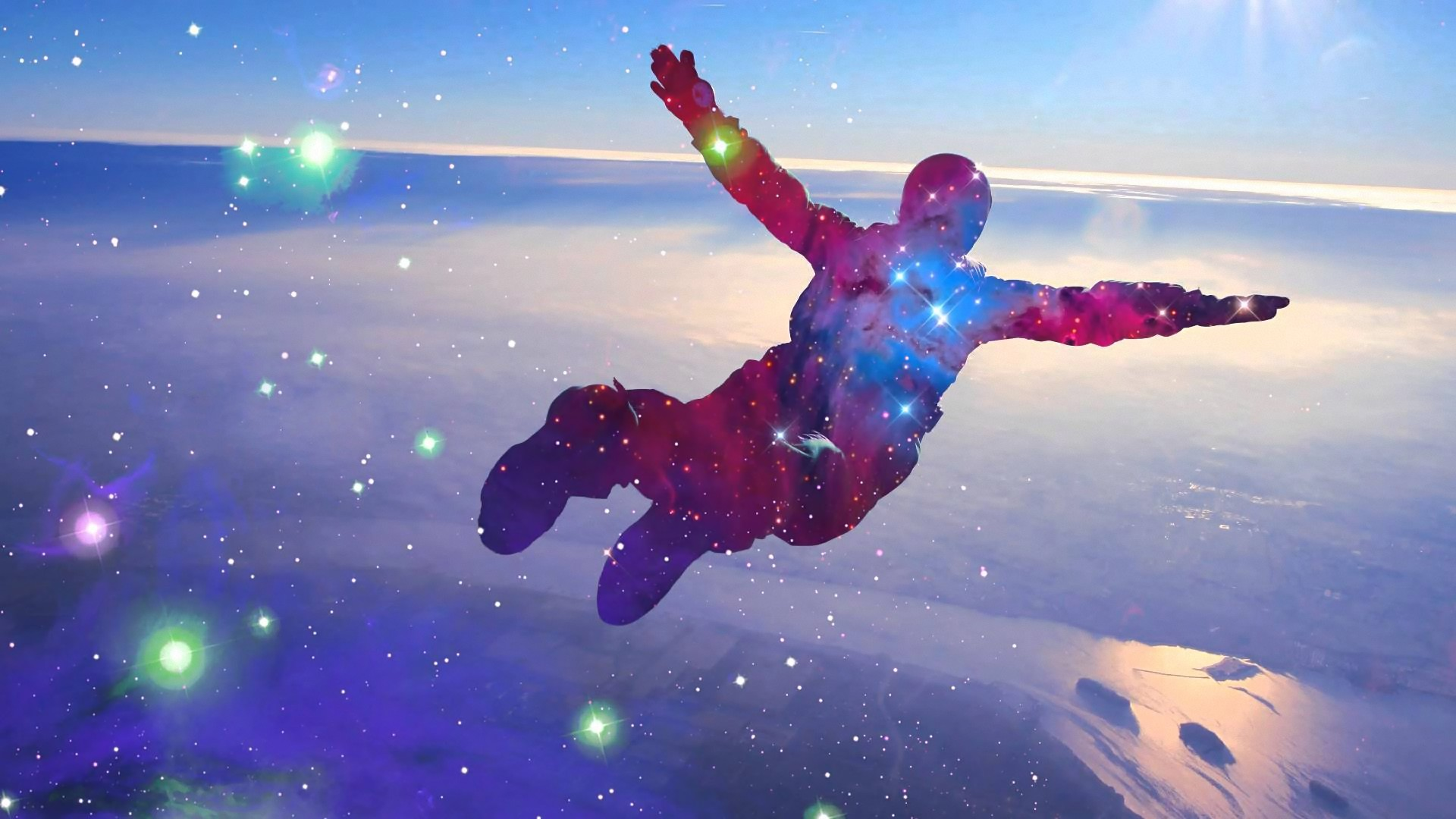 18 Awesome HD Skydiving Wallpapers