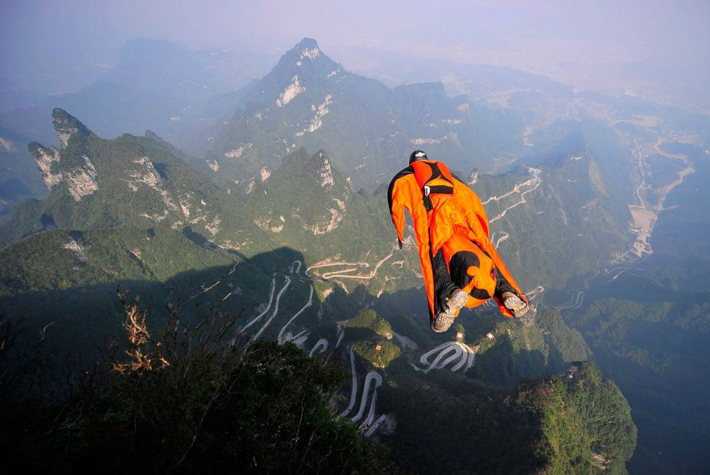 skydiving wide pictures wallpapers