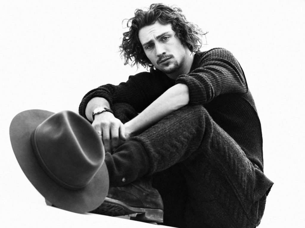 aaron johnson computer wallpapers