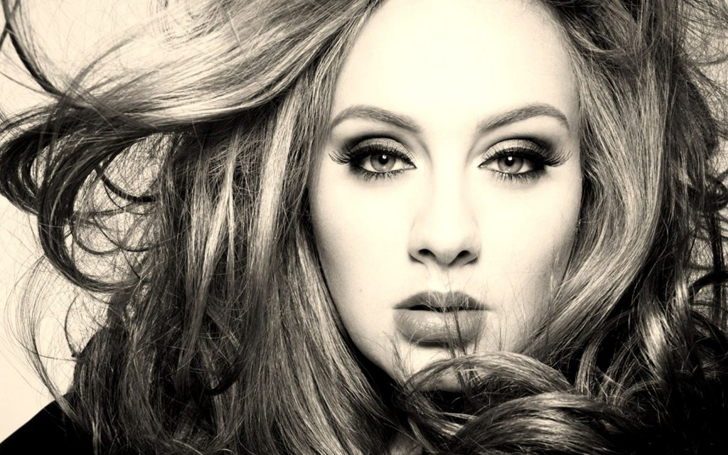 adele face wallpapers