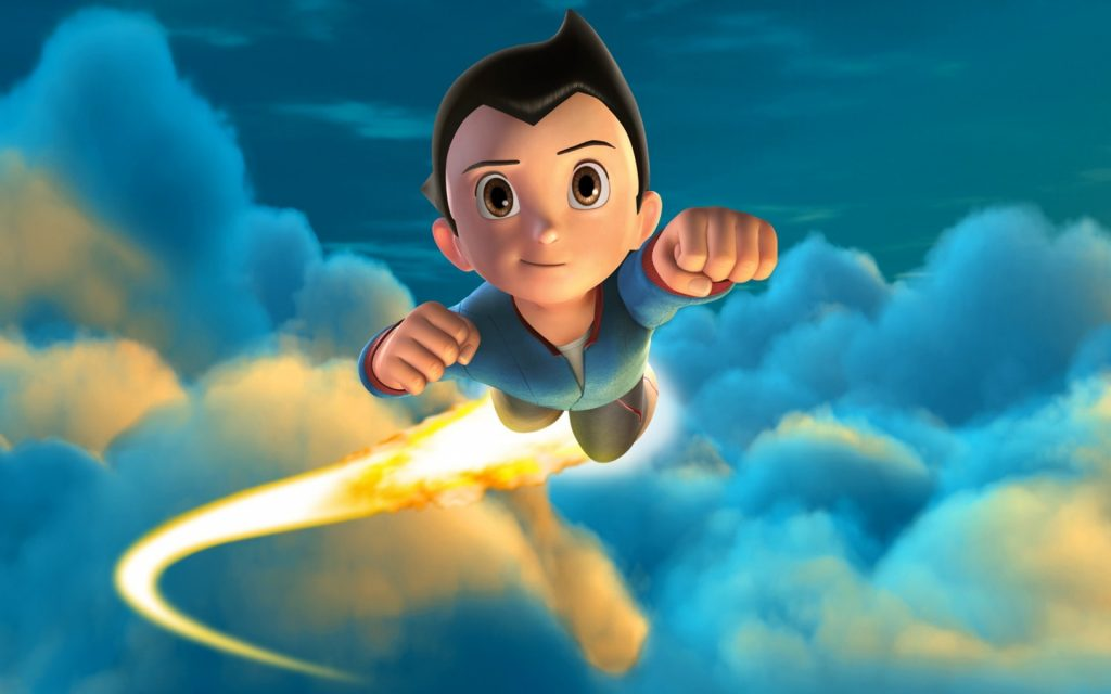 astro boy wallpapers
