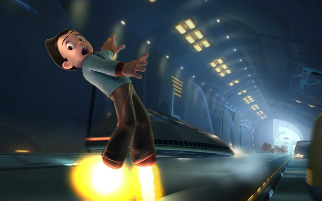 astro boy flying wallpapers
