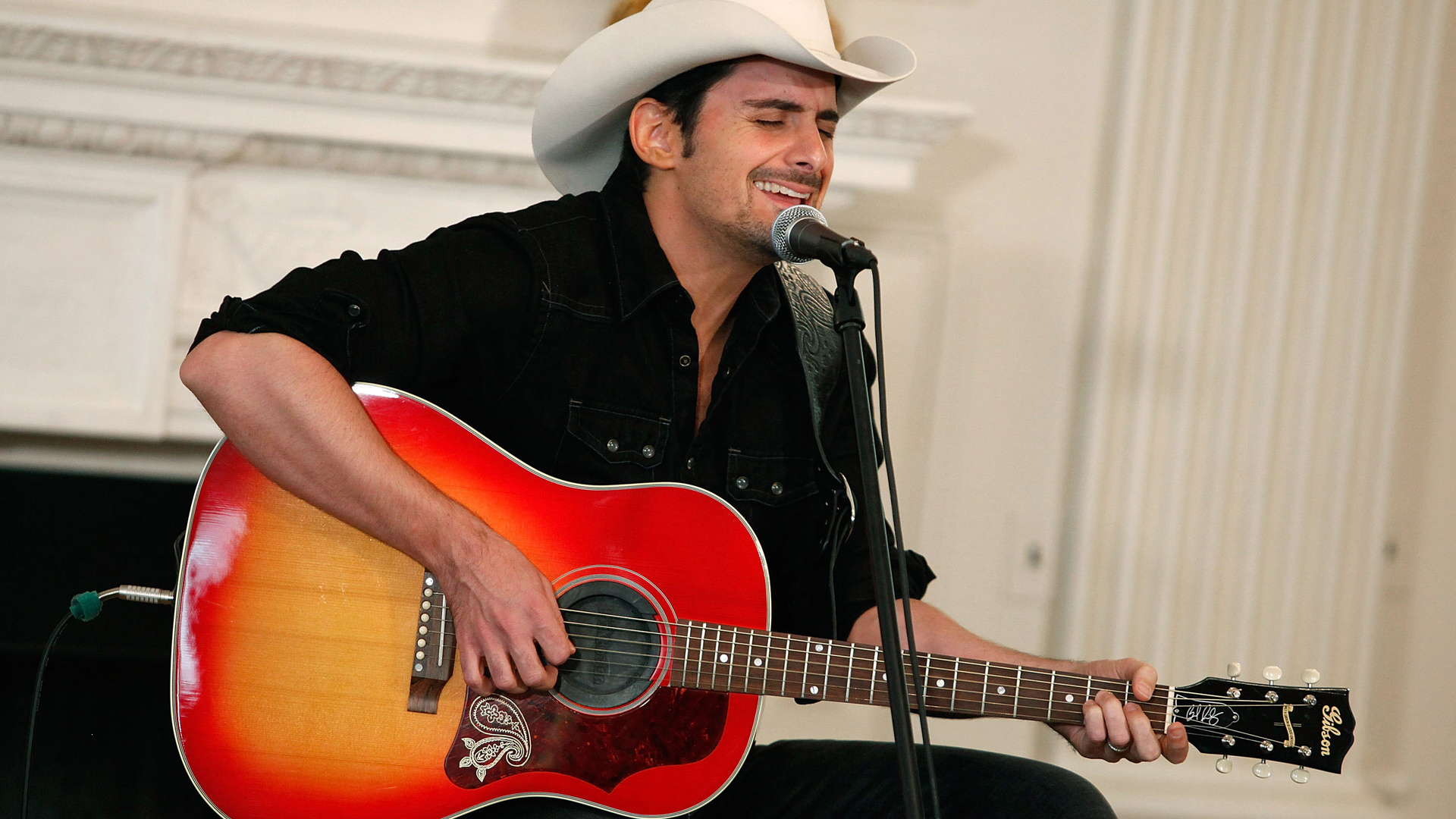 9 HD Brad Paisley Wallpapers
