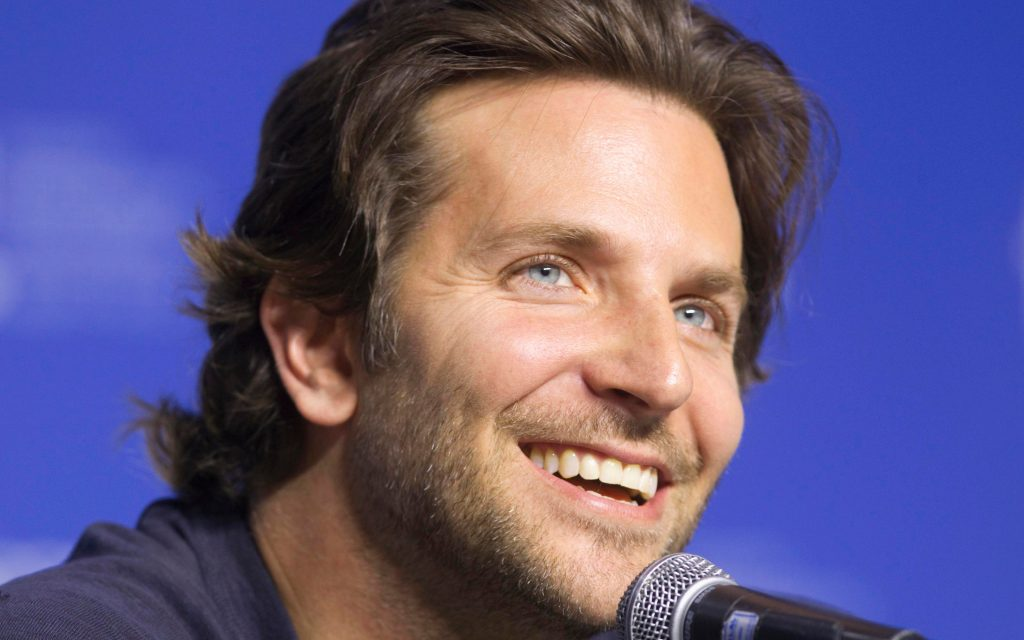 bradley cooper smile widescreen wallpapers