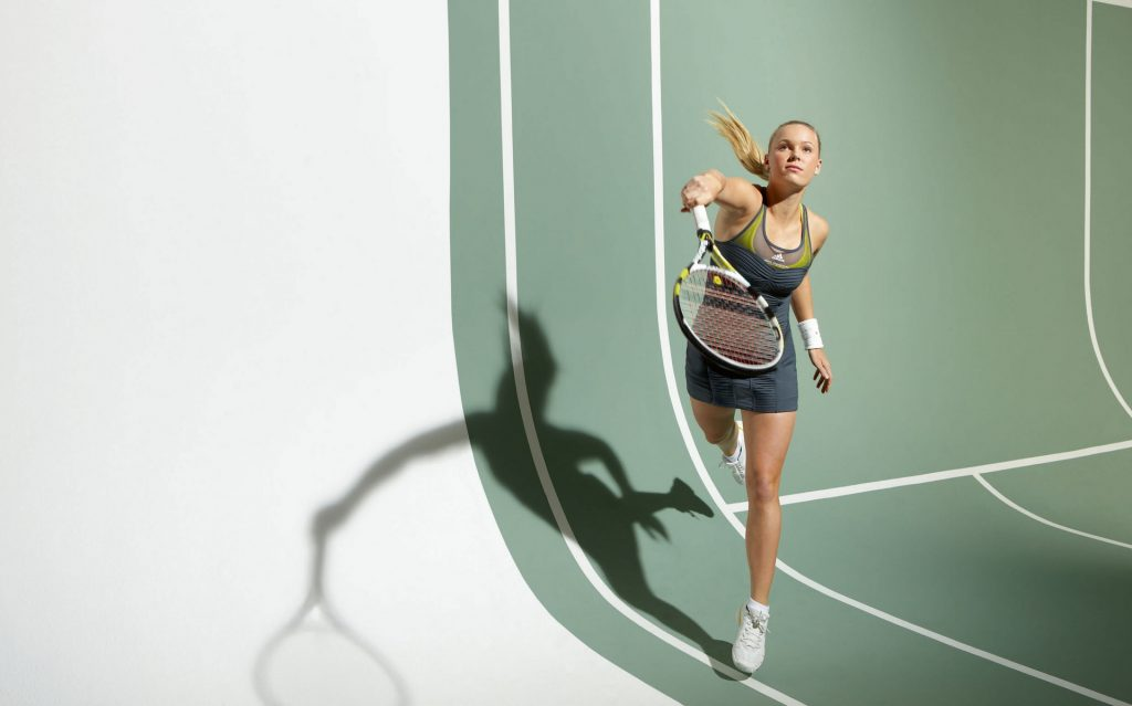 caroline wozniacki athlete wallpapers