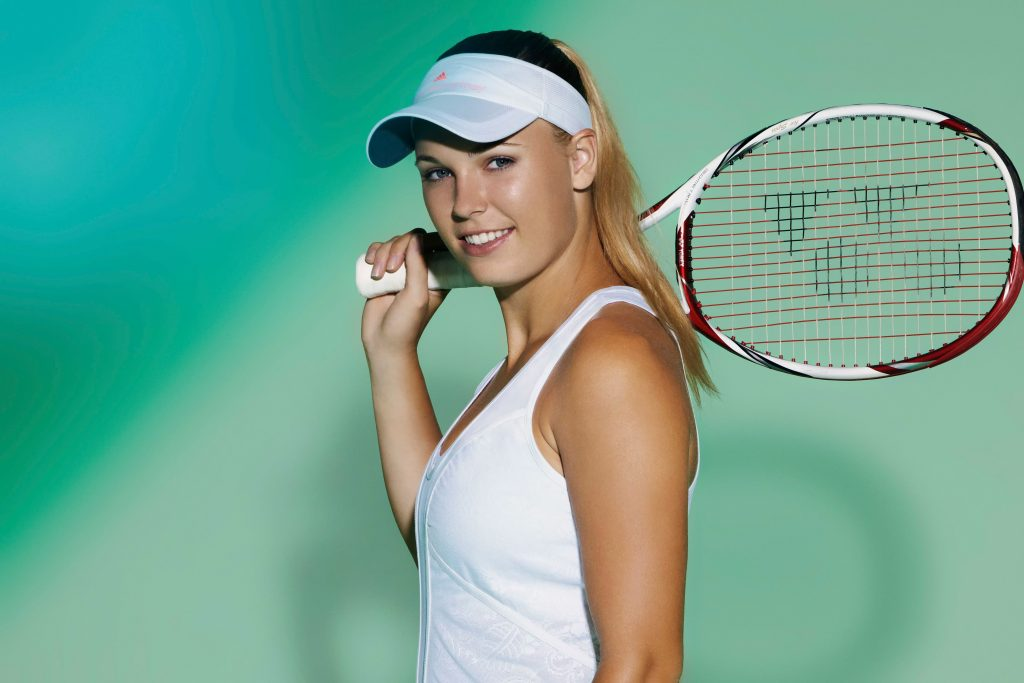 caroline wozniacki widescreen wallpapers