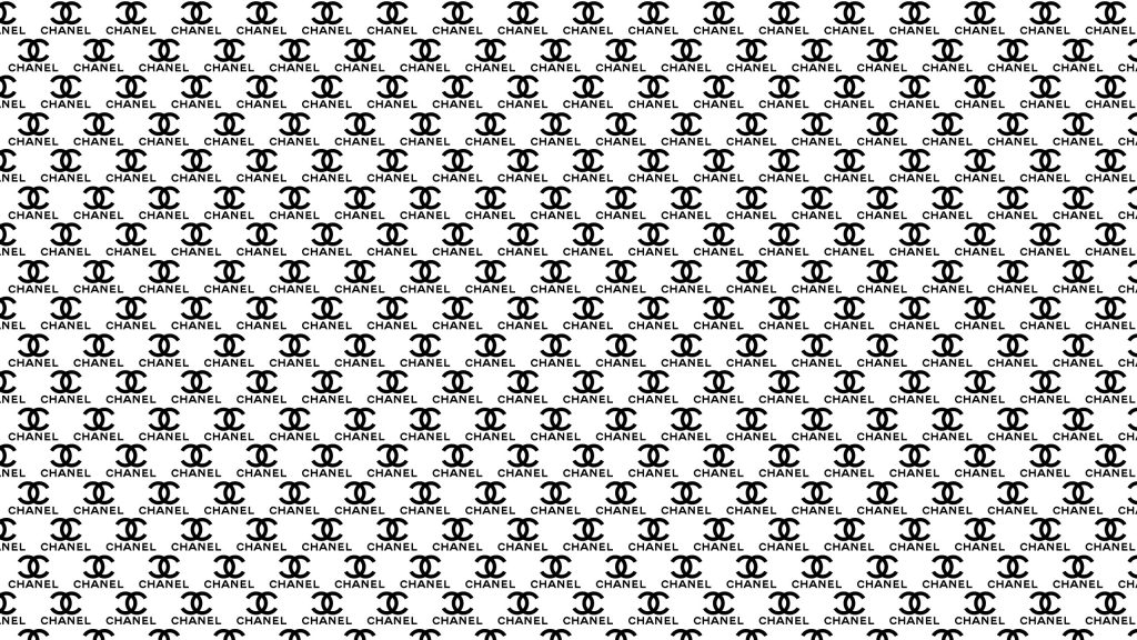 chanel logo pattern background wallpapers