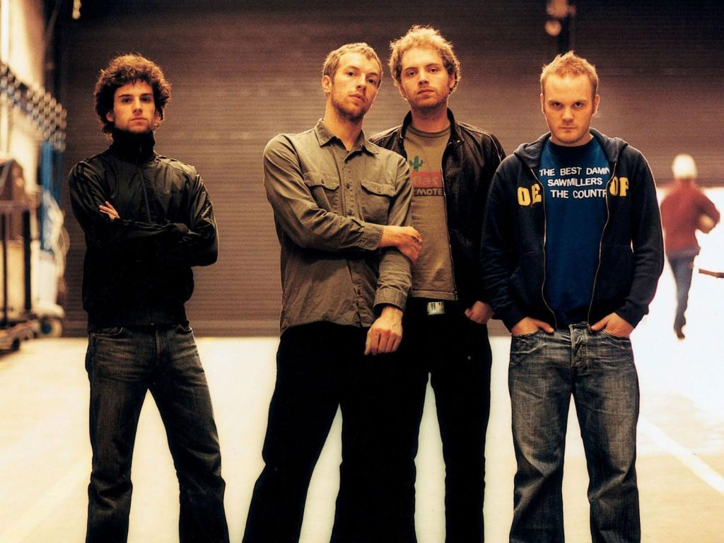 coldplay band computer wallpapers