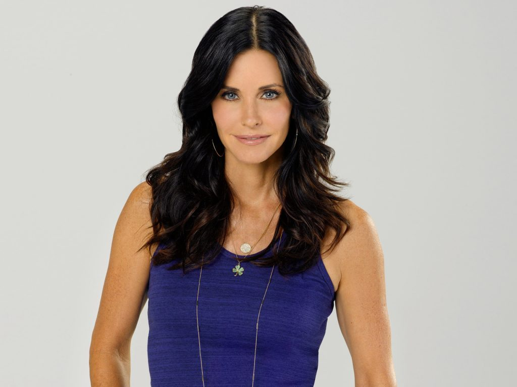 courteney cox actress wallpapers