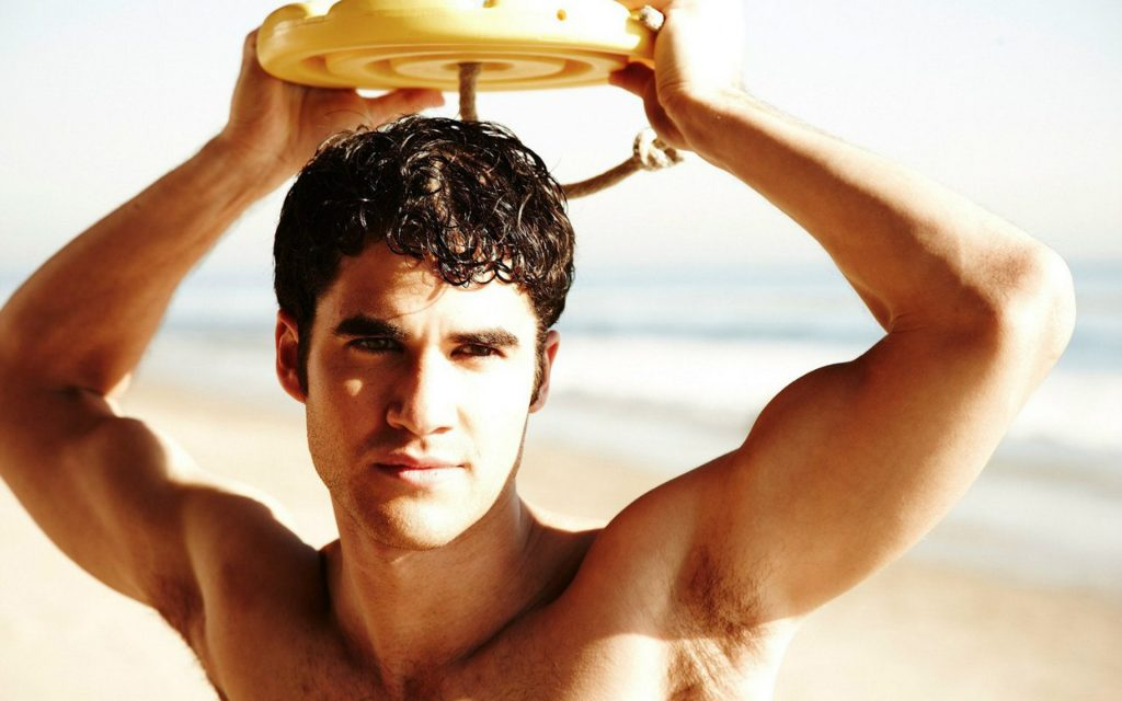 darren criss desktop wallpapers