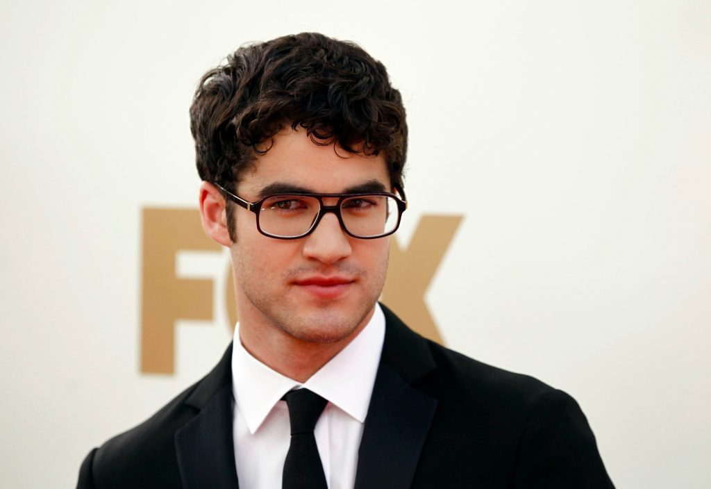 darren criss glasses wallpapers