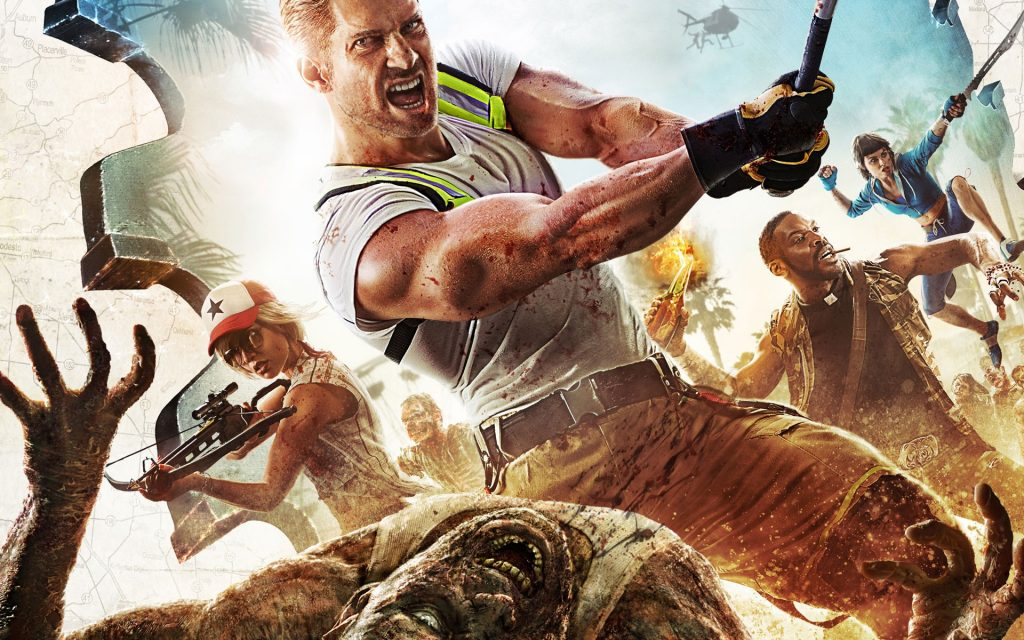 dead island 2 game wallpapers