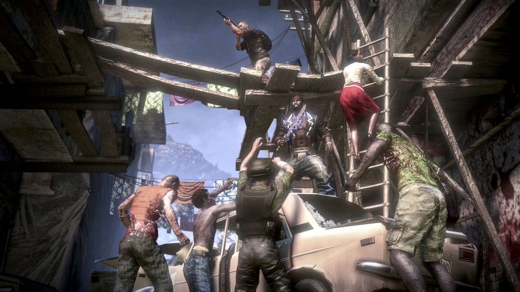dead island game widescreen wallpapers