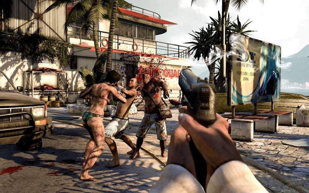 dead island gameplay background wallpapers