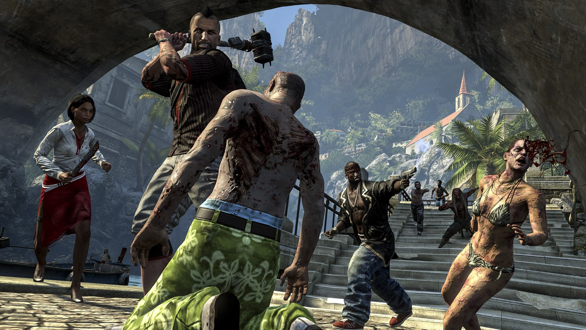 20 HD Dead Island Game Wallpapers