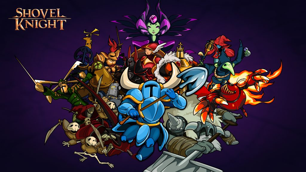 fantastic shovel knight wallpapers
