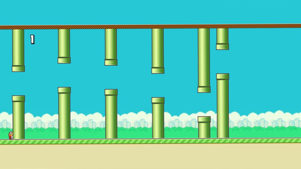 flappy bird game wallpapers
