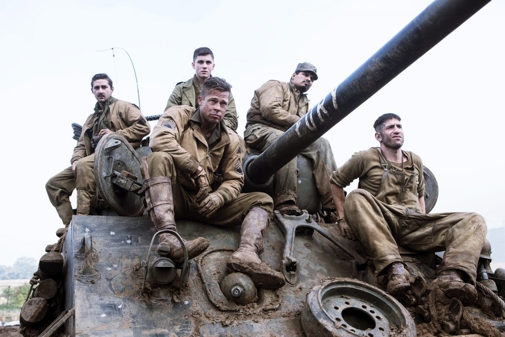 fury movie desktop hd wallpapers