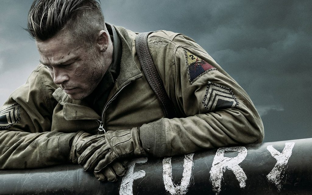 fury movie wallpapers