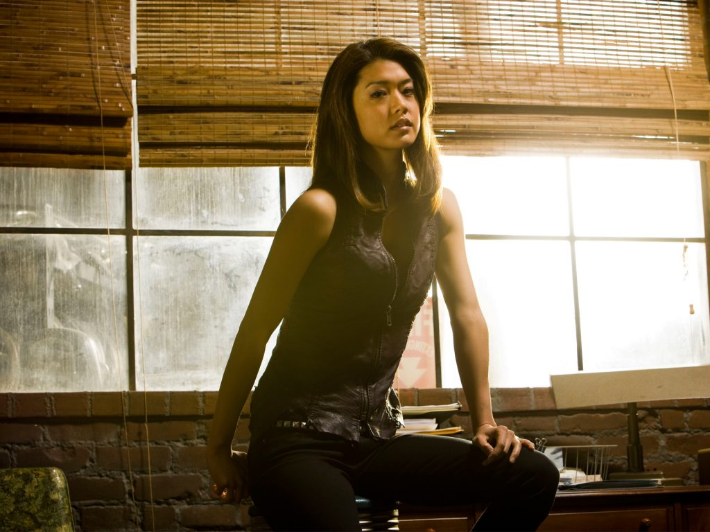 grace park actress computer wallpapers