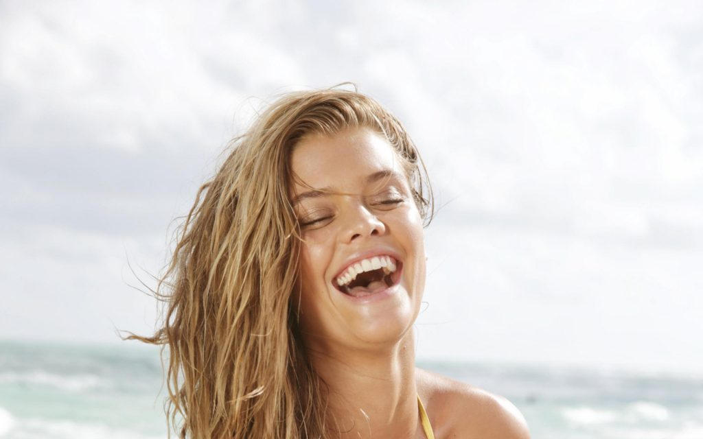 happy nina agdal wallpapers