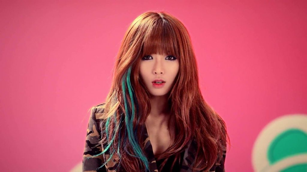 hyuna kim wallpapers
