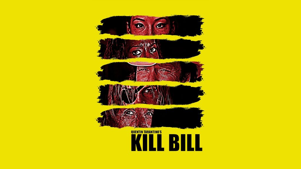 kill bill movie poster wallpapers